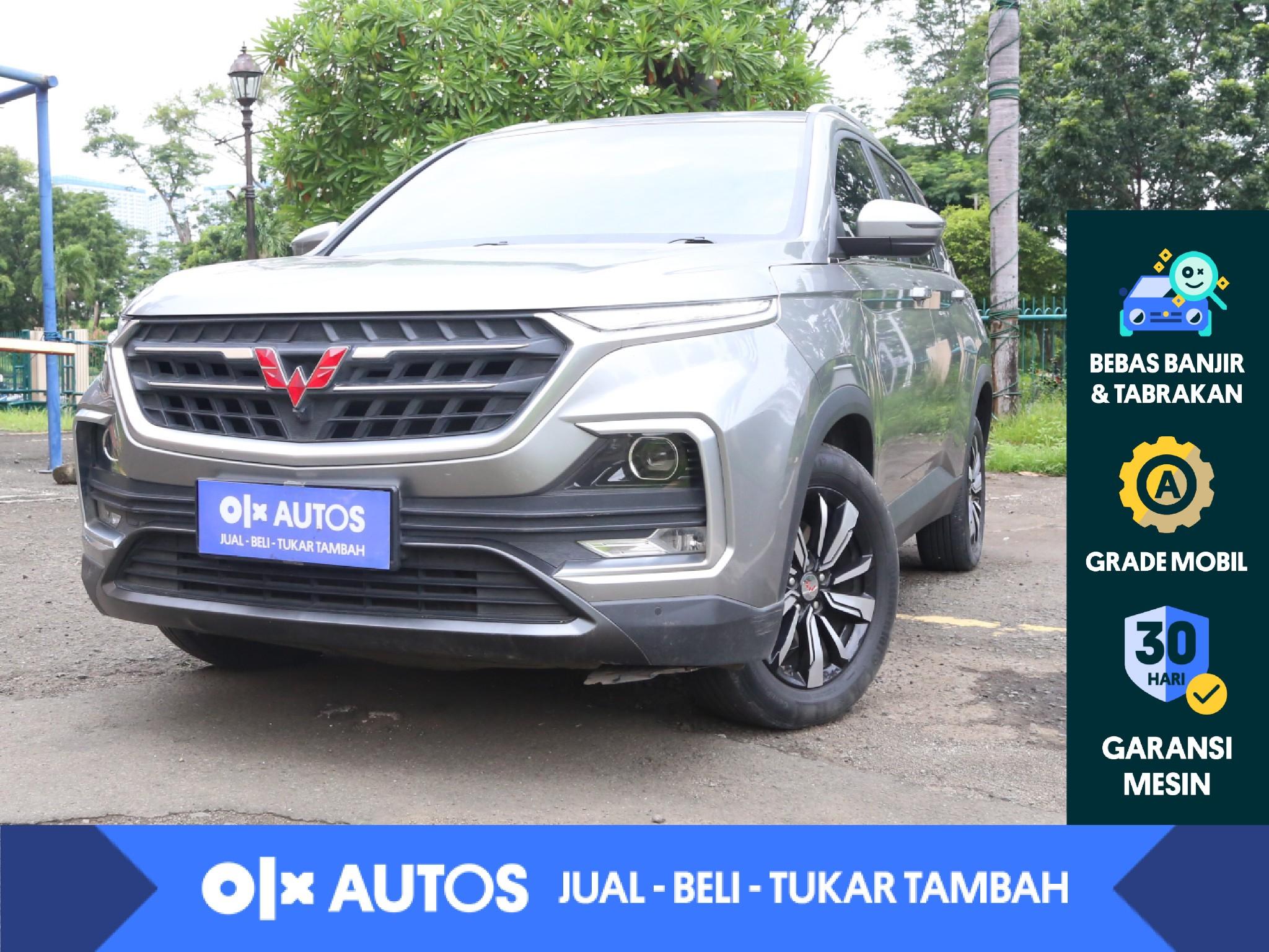 [OLXAutos] Wuling Almaz 1.5 Exclusive 5 Seater 2019 Abu-abu 0