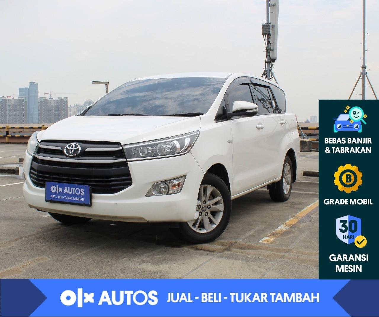 [OLX Autos] Toyota Kijang Innova 2.0 G Bensin AT 2016 0