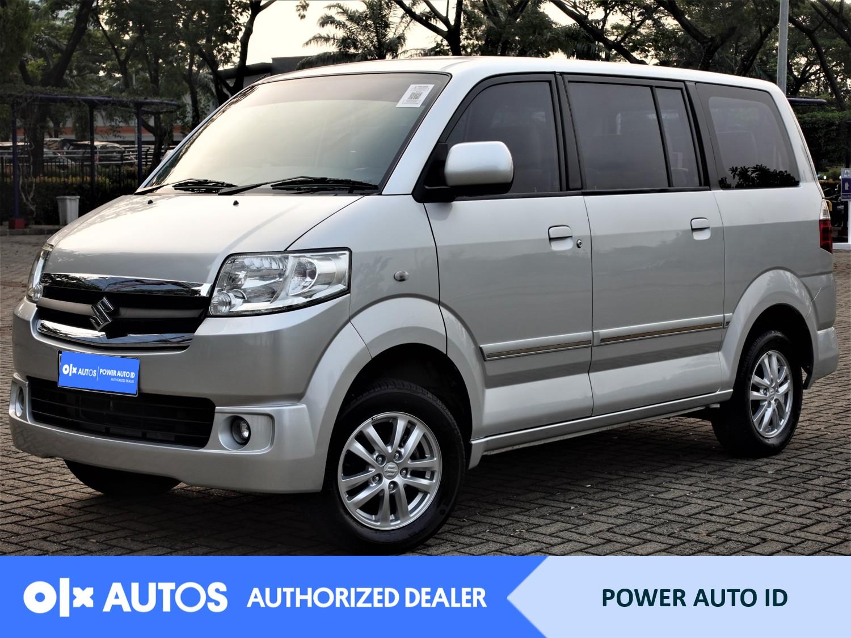[OLX Autos] Suzuki APV Arena 2016 GX 1.5  Bensin M/T #Power Auto ID