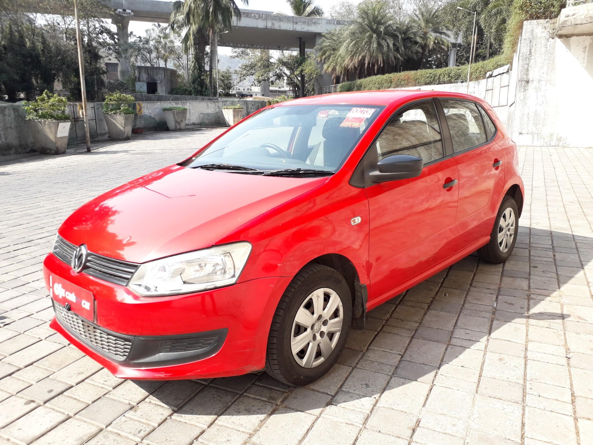 Volkswagen Polo 2009-2013 Petrol Trendline 1.2L, 2013, Petrol 0