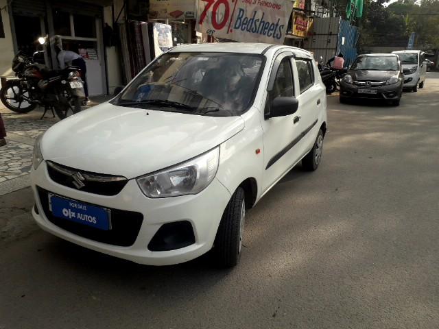 Maruti Suzuki Alto K10 LXI CNG, 2015, CNG & Hybrids