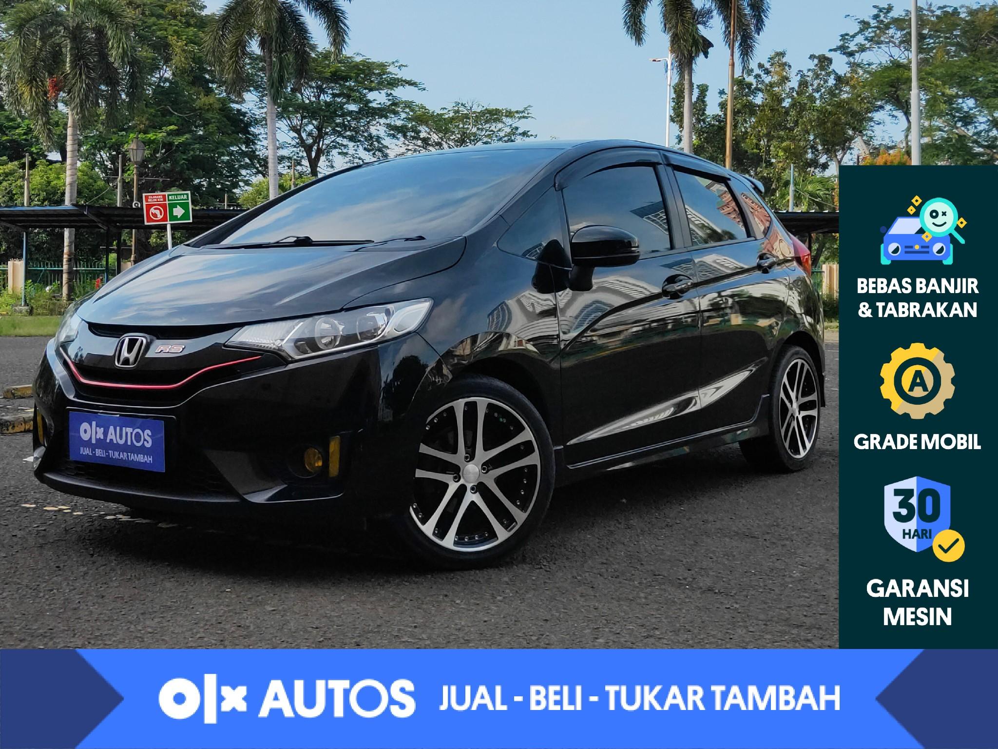 [OLX Autos] Honda Jazz 1.5 RS A/T 2016 Hitam